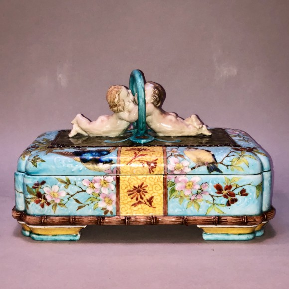 Theodore Deck Cherub Box