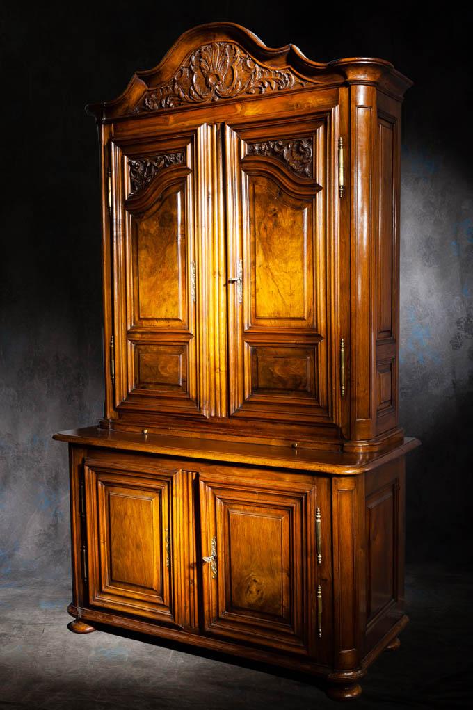 meubles anciens buffet strasbourg noyer bertrand klein antiquit s. Black Bedroom Furniture Sets. Home Design Ideas