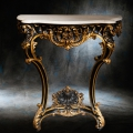 Table console Napoléon III