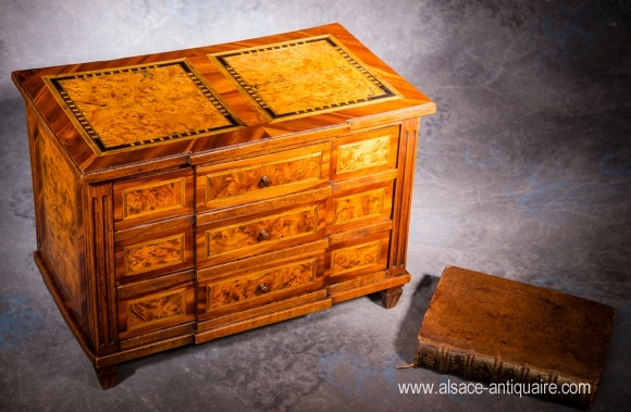 Commode de maitrise