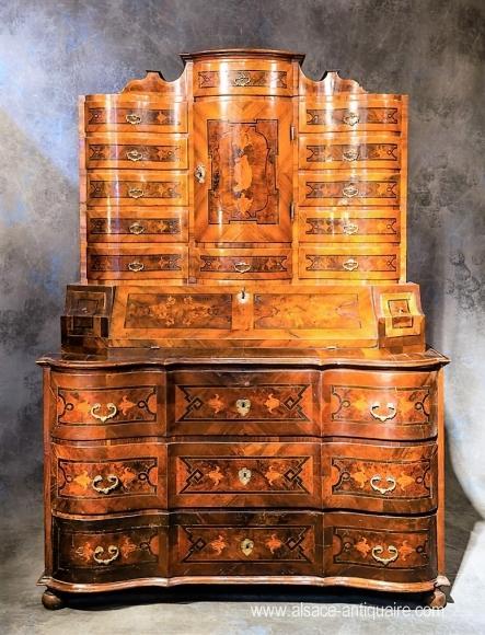 Desk Cabinet Walnutt